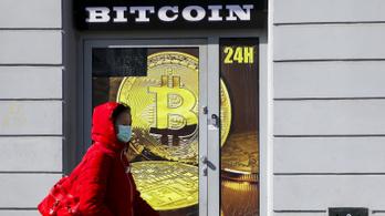 Új csúcson a bitcoin, már a százezer dolláros álomhatárról beszélnek