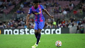 Újabb fiatal sztárjával hosszabbított a Barcelona