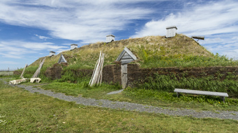Kiderült, mennyivel előzték meg a vikingek Kolumbuszt