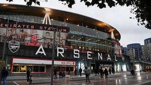 Megáll az ész, négyéves gyereket szerződtetett az Arsenal