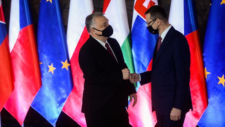 Az uniós intézményeket is megosztja a magyar–lengyel együttműködés