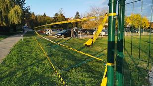 Három napon belül le kell bontsák a velencei korzónál felhúzott kerítést