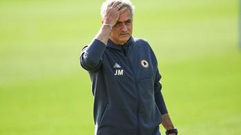 José Mourinho még sosem szenvedett ennyire megalázó vereséget