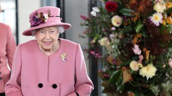 II. Erzsébet kórházba került