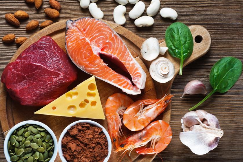 Lassulhat a gyerek növekedése és a sérülések gyógyulása: a cink szerepe az étrendben