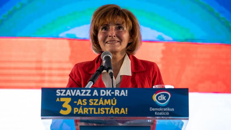 Lendvai Ildikó már az MSZP megszűnéséről beszél