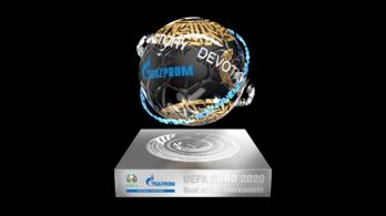 Patrik Schick kapta a futball történetének első NFT-trófeáját