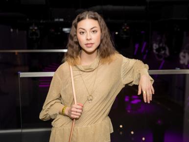 Döbrösi Laura turkálókban vásárol, ezzel is óvva a környezetet
