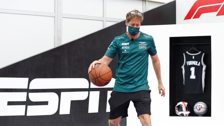 Sebastian Vettel rajtbüntetést kap Austinban
