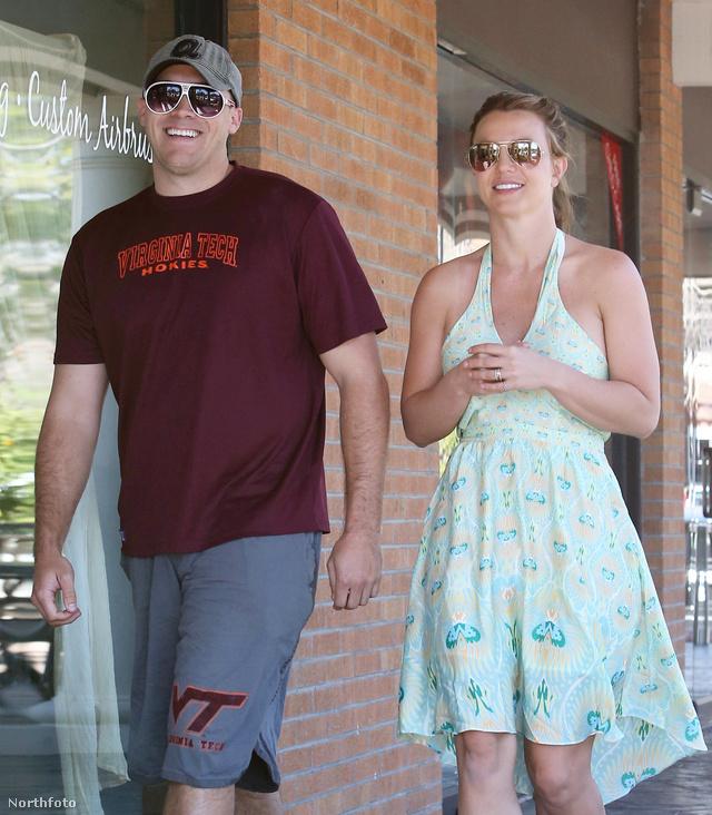 David Lucado és Britney Spears