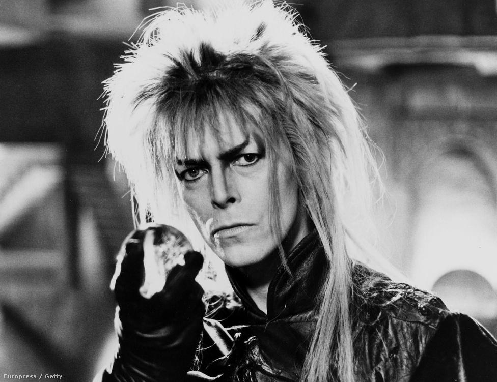 Bowie egy másik ismert filmszerepe. A Labirintus című filmben volt főszereplő, de a mozihoz tartozó filmzenét is ő szerezte, és ez külön albumként is megjelent 1986-ban.