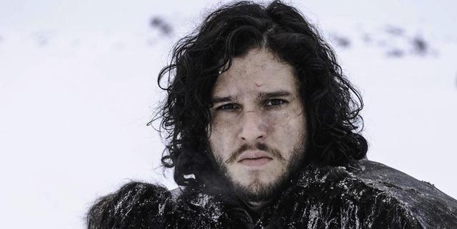 Kit Harrington mint Jon Snow