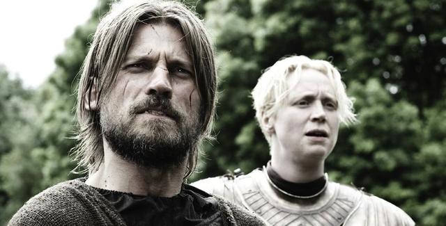 Jamie Lannister és Brienne
