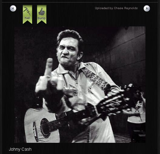 Johnny Cash menő