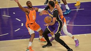 Ölre mentek a sztárok a Los Angeles Lakers kispadján