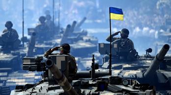 Ukrajna újabb amerikai katonai segélyszállítmányt kapott