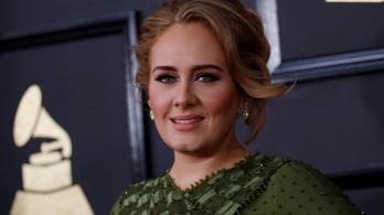 Adele elképesztő rekorddal tért vissza