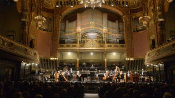 Magyar Concerto – Élő közvetítés a Zeneakadémiáról az Indexen