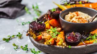 Napi kedvencünk: őszi hangulatú hummusz sütőtökkel és fahéjjal