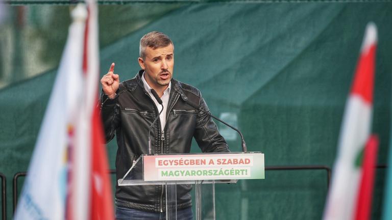 Márki-Zay Péter: Egyetlen kérdés maradt, Fidesz vagy nem Fidesz