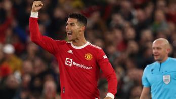 Cristiano Ronaldót nem zavarják a kritikusok, jól alszik