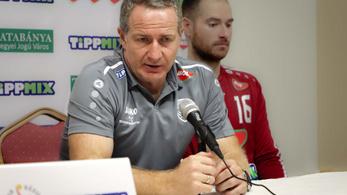 Távozott a Tatabánya kézilabdacsapatának vezetőedzője