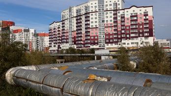Egy hónap múlva elzárhatják az oroszok a gázcsapot Moldovában