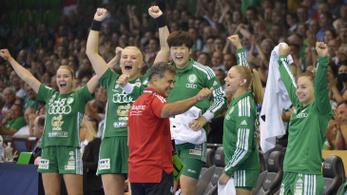 Női kézilabda BL: Metzben is győzött a Győr