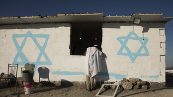 Tovább terjeszkedik Izrael