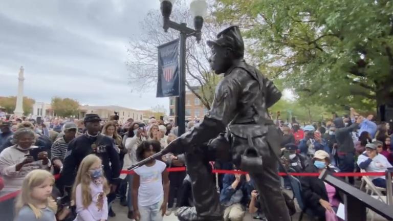 Szobordöntés helyett szoborállítással korrigálták a történelmet Tennesseeben