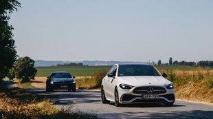 Mercedes teszt: komfortban ismét új távlatokat nyit a C-osztály