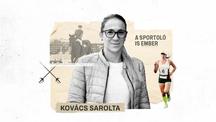 Kovács Sarolta: Az olimpia előtt azt mondták, felejtsem el a sportot