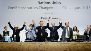 Nagyon messze még a párizsi klímacél