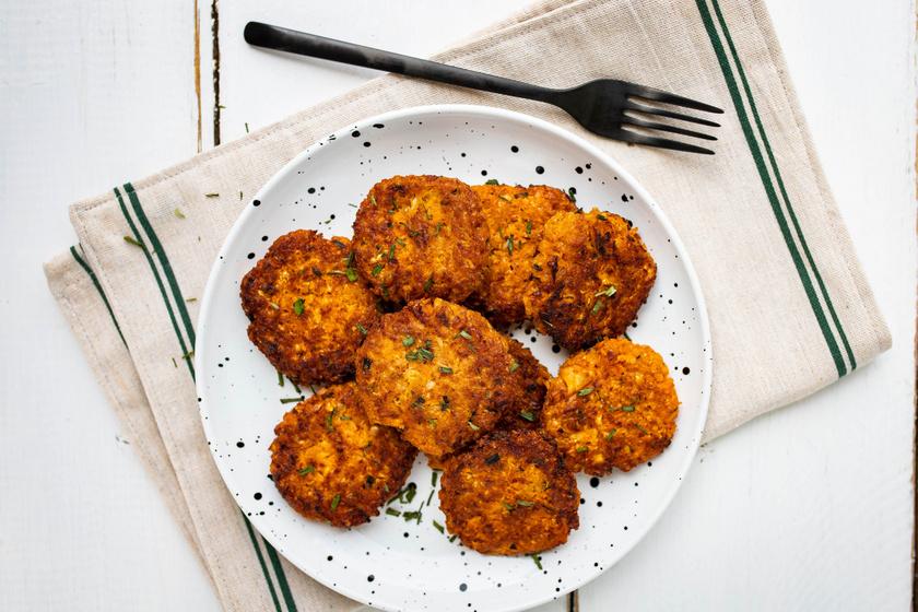 Egyszerű, gyors és ízletes trió zöldségfasírt: hús nélkül is laktató