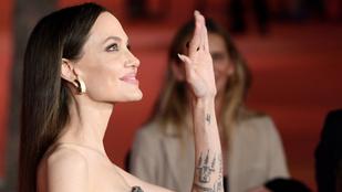 Botrányt kavart Angelina Jolie frizurája: így volt kénytelen a vörös szőnyegre lépni