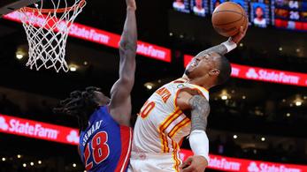 Rögtönzött zsákolóversennyé alakult az NBA legutóbbi játéknapja