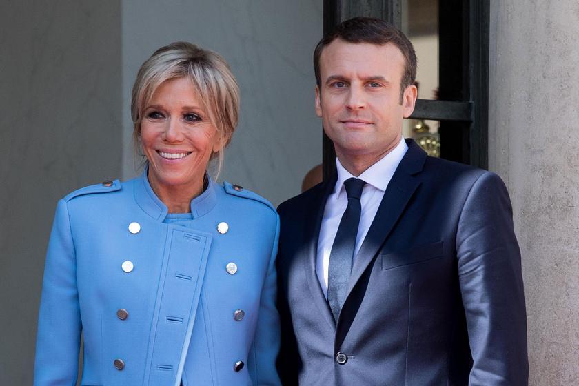Ők a francia elnök mostohalányai: Tiphanie és Laurence így hasonlítanak a first ladyre