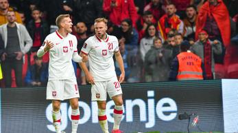 A lengyeleket is megbüntette a FIFA a botrányba fulladt vb-selejtező miatt