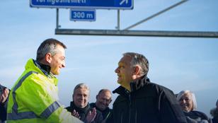 Orbán Viktor: Kész az autópálya Kassáig