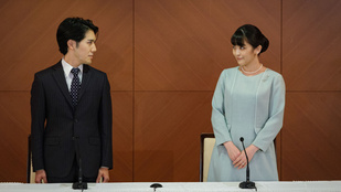 Szerelme miatt lemondott hercegnői címéről a japán császár unokája