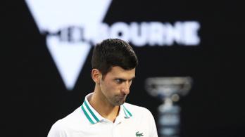 Eldőlt, játszhat-e az oltatlan Djokovics az Australian Openen