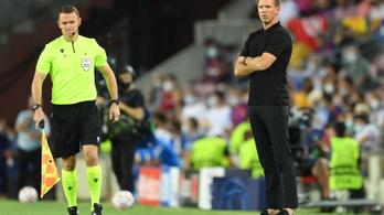 Továbbra is karanténban marad a Bayern München koronavírusos edzője