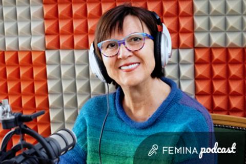 """""""A gyász őrültséghez hasonló, kaotikus állapot"""" - Singer Magdolnával Soós Andrea beszélgetett a Femina podcastjában"""