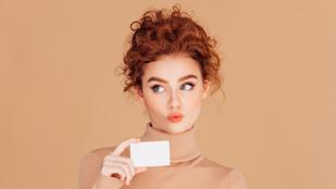 Lúzer, akinek ma névjegykártyája van?