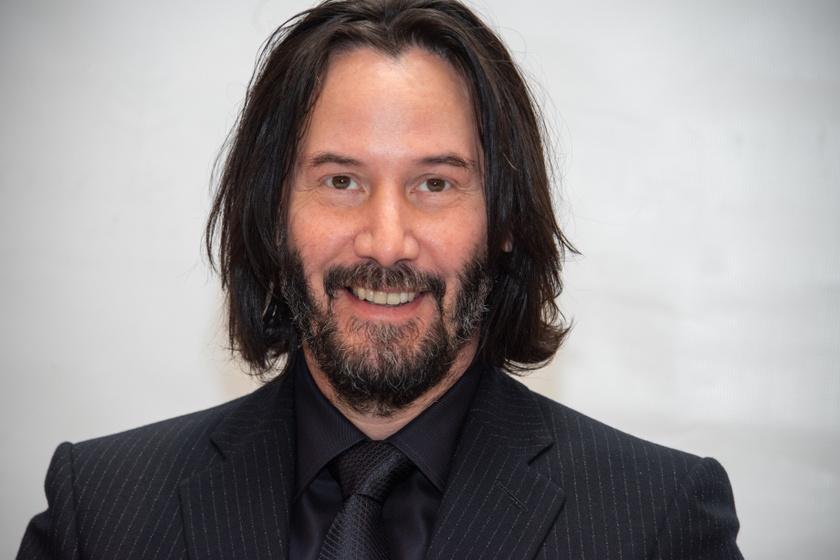 Keanu Reeves méregdrága ajándékkal lepte meg a kaszkadőrjeit: ő a legjószívűbb sztár