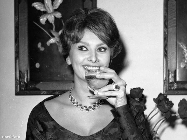Sophia Loren 1958-ban