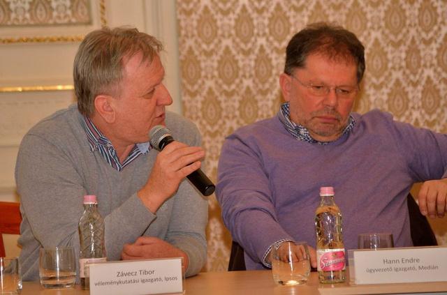 Zavecz Tibor Hann Endre