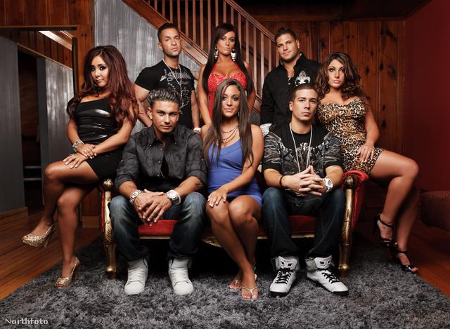 The Jersey Shore, az MTV egyik legnézettebb realityje – közük nincs a zenéhez