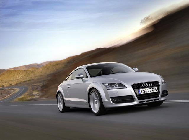Audi TT - második generáció