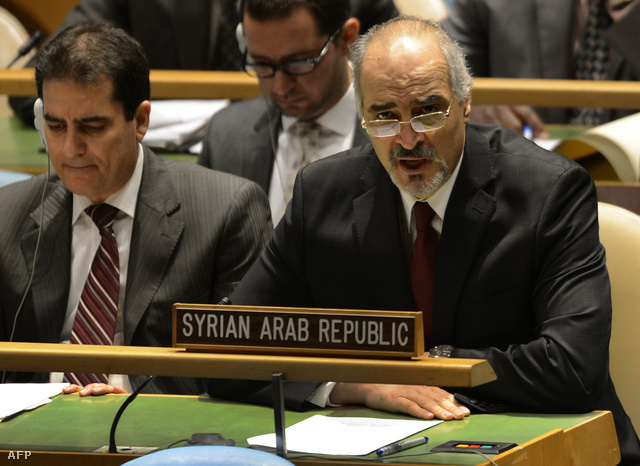 Szíria csütörtök este megakadályozta az első nemzetközi fegyverkereskedelmi egyezmény elfogadását.